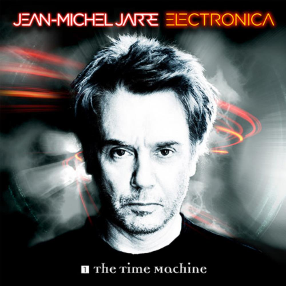 Jean-Michel Jarre Electronica 1 - The Time Machine album cover