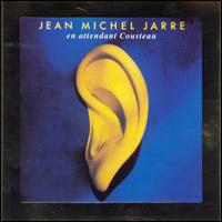 Jean-Michel Jarre - En Attendant Cousteau/Waiting for  Cousteau CD (album) cover