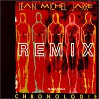 Jean-Michel Jarre Chronologie [Remixes] album cover