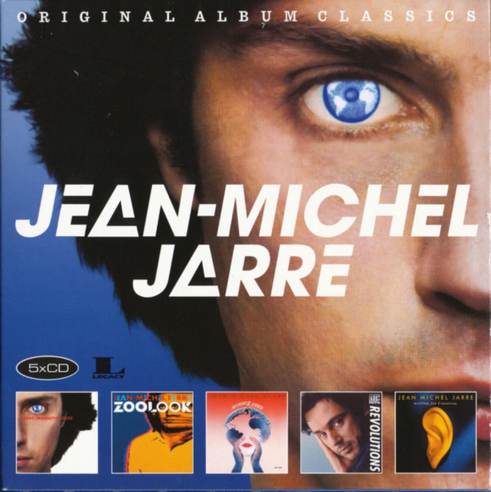Original Album Classics by JARRE, JEAN-MICHEL album cover