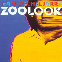 Jean-Michel Jarre - Zoolook CD (album) cover