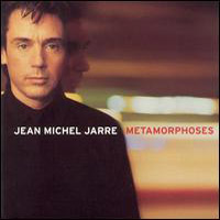 Jean-Michel Jarre Metamorphoses album cover