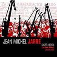 Jean-Michel Jarre Live From Gdansk - Koncert W Stoczni album cover