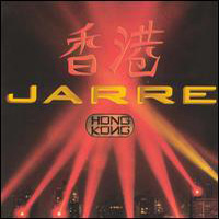 Jean-Michel Jarre Hong Kong album cover