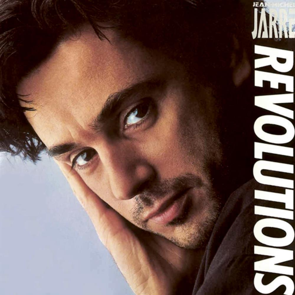 Jean-Michel Jarre Révolutions album cover