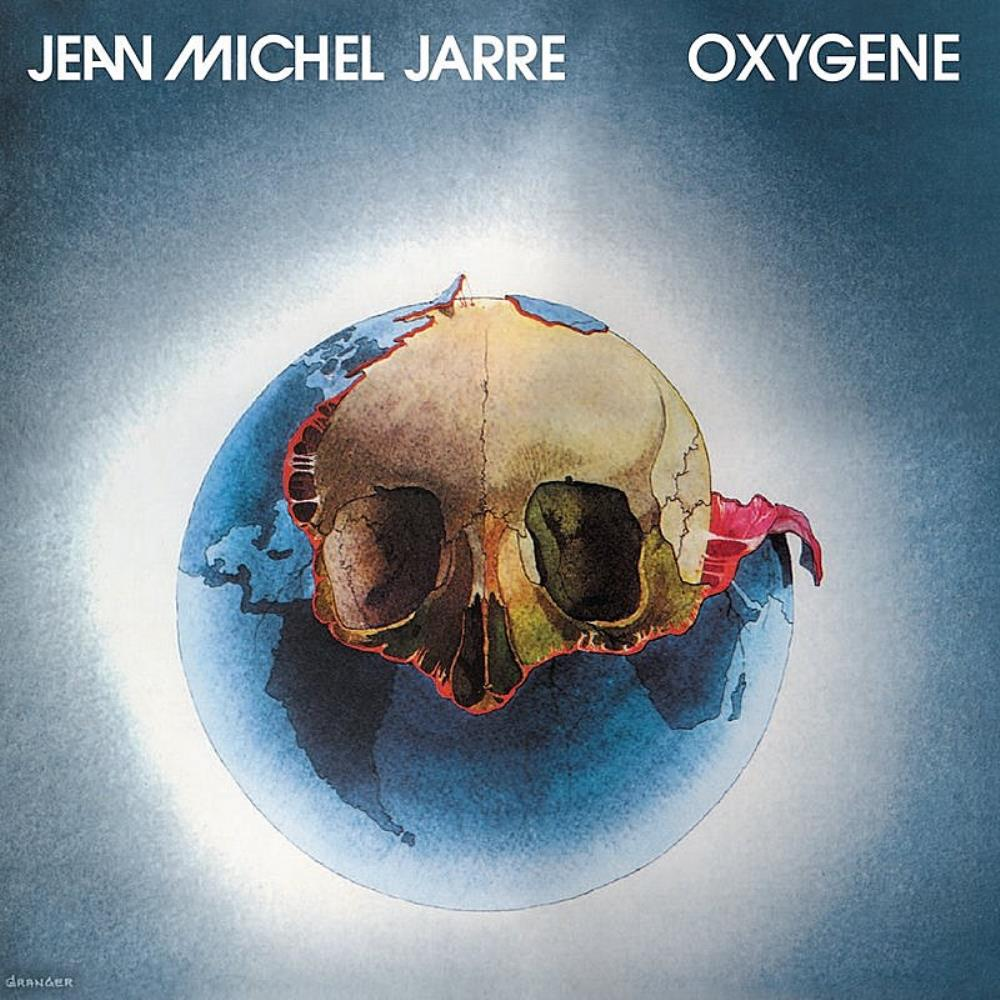 Jean-Michel Jarre - Oxygène CD (album) cover