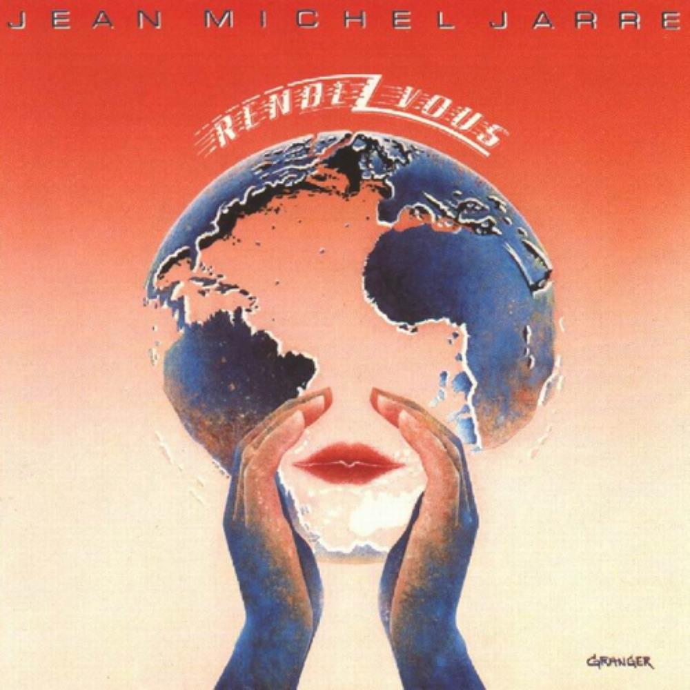 Jean-Michel Jarre - Rendez-Vous CD (album) cover