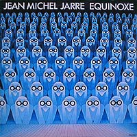 Jean-Michel Jarre - Equinoxe CD (album) cover