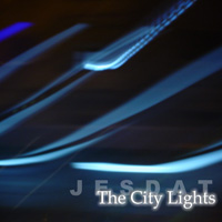 Jesdat The City Lights album cover