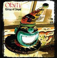 Circus of Sound by OHM album cover