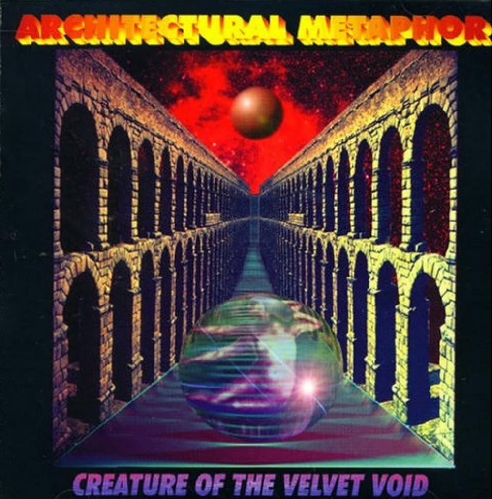 Creature Of The Velvet Void  by ARCHITECTURAL METAPHOR album cover