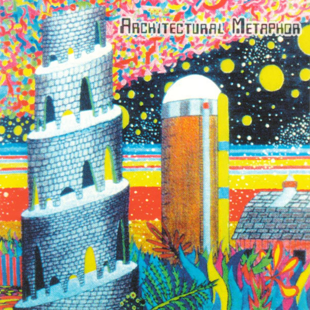 Odysseum Galacti by ARCHITECTURAL METAPHOR album cover