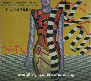 Everything You Know Is Wrong by ARCHITECTURAL METAPHOR album cover