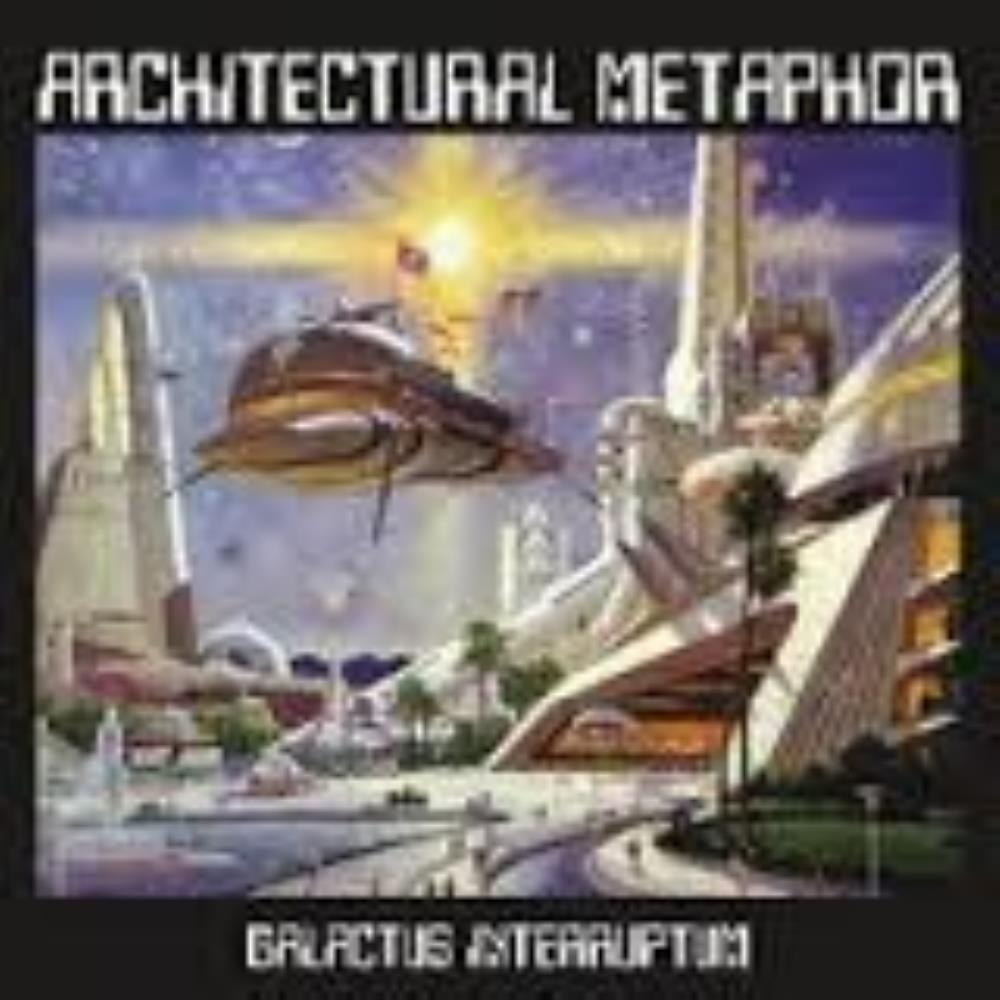 Galactus Interruptum by ARCHITECTURAL METAPHOR album cover
