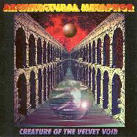 Architectural Metaphor - Creature Of The Velvet Void  CD (album) cover