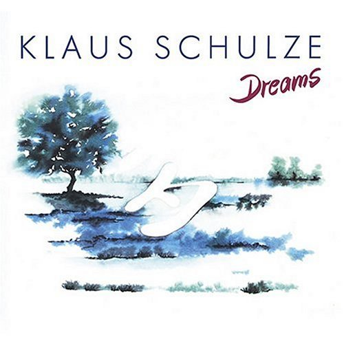 Klaus Schulze Dreams album cover