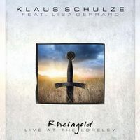 Klaus Schulze Rheingold - Live at the Loreley album cover