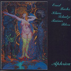 Klaus Schulze Aphrica (with Rainer Bloss & Ernst Fuchs) album cover