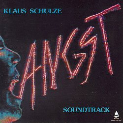 Klaus Schulze Angst (soundtrack ) album cover