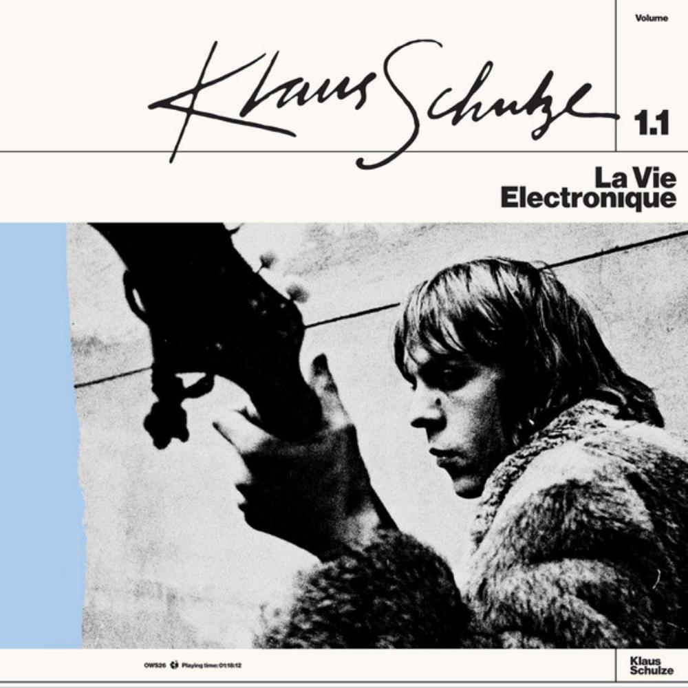 La Vie Electronique Volume 1.1 by Schulze, Klaus album rcover