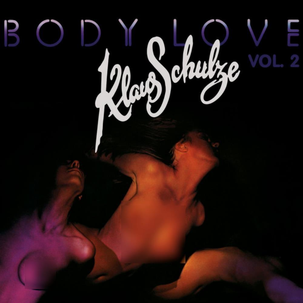Klaus Schulze - Body Love - Vol. 2 CD (album) cover