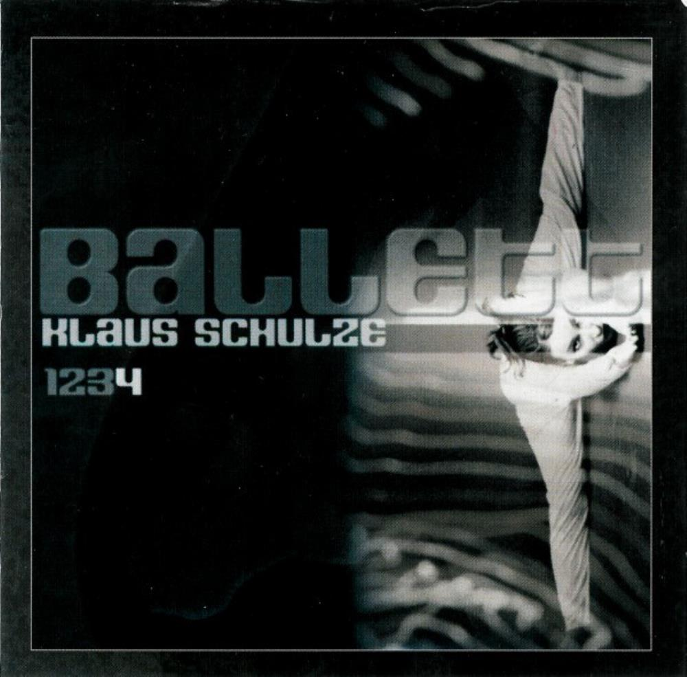 Klaus Schulze Ballett 4 album cover