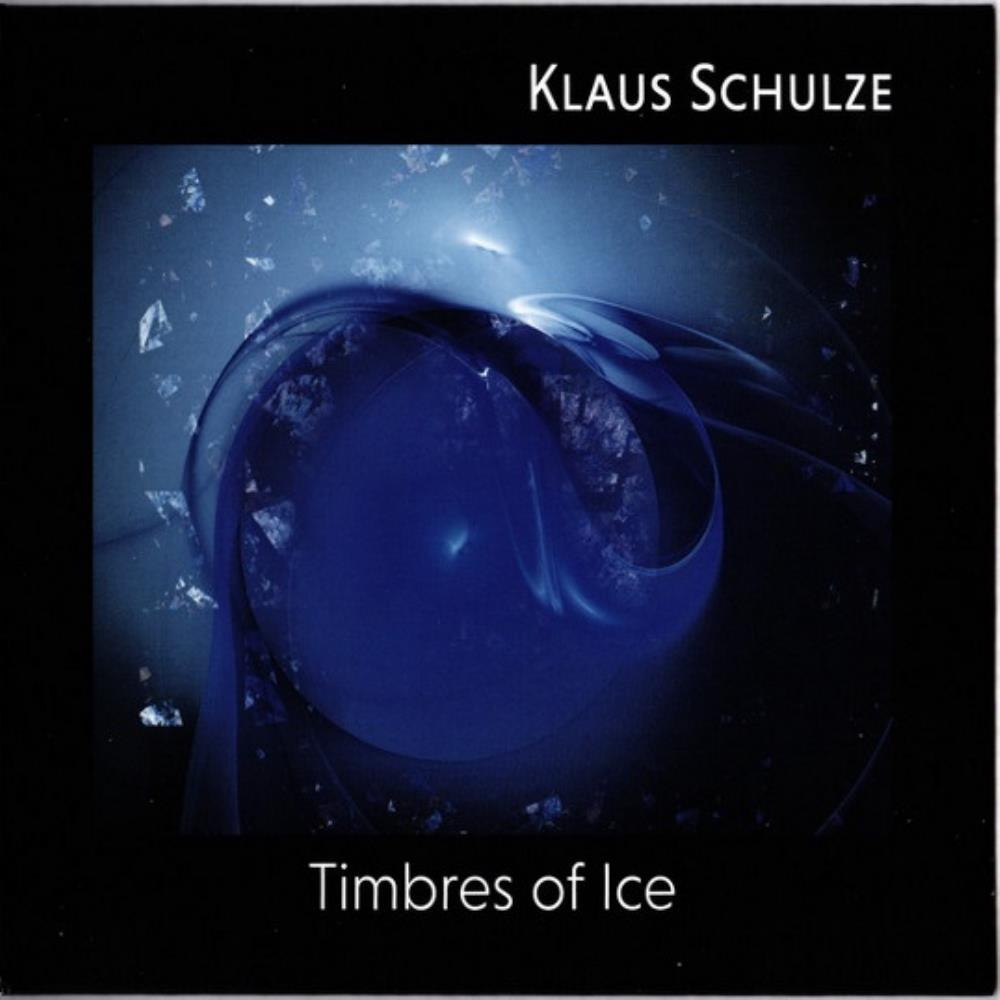 Timbres Of Ice by SCHULZE, KLAUS album cover