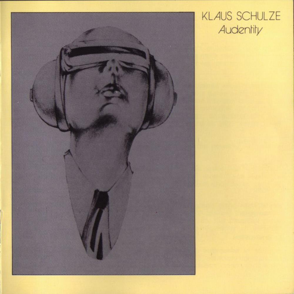Klaus Schulze - Audentity CD (album) cover