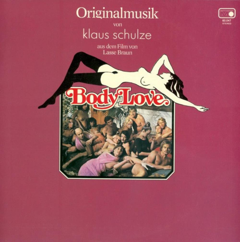 Body Love (OST) by SCHULZE, KLAUS album cover