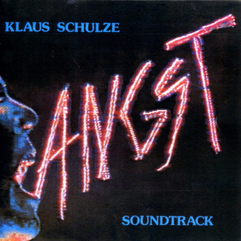 Angst (OST) by SCHULZE, KLAUS album cover