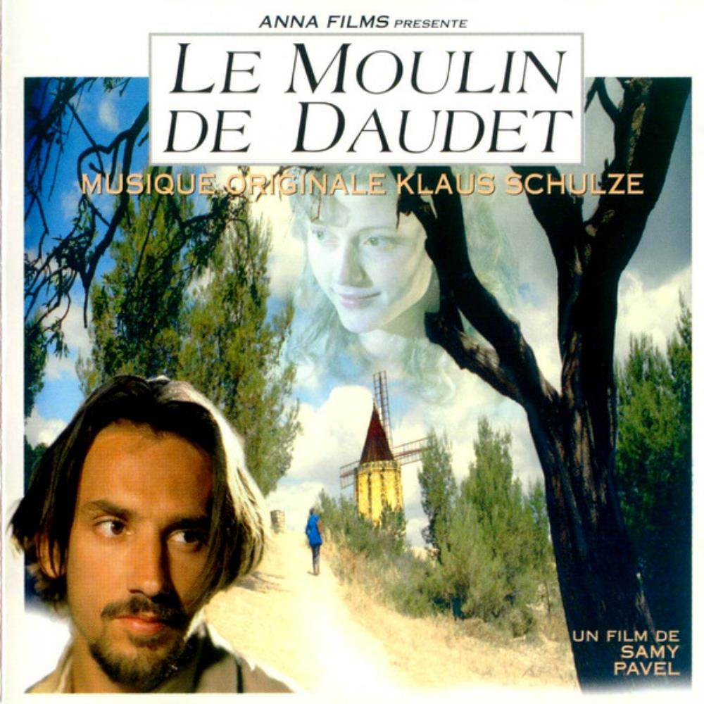 Klaus Schulze - Le Moulin De Daudet (OST) CD (album) cover