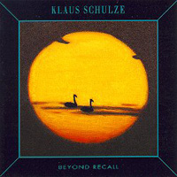 Beyond Recall by SCHULZE, KLAUS album cover
