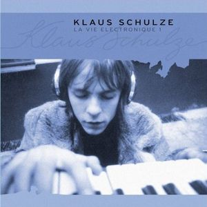 Klaus Schulze La Vie Electronique 1 album cover