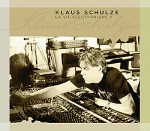 Klaus Schulze La Vie Electronique 9 album cover