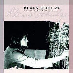 Klaus Schulze La Vie Electronique 6 album cover