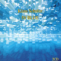 Klaus Schulze - In Blue CD (album) cover