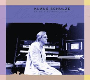 Klaus Schulze La Vie Electronique 11 album cover