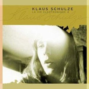 Klaus Schulze La Vie Electronique 4 album cover