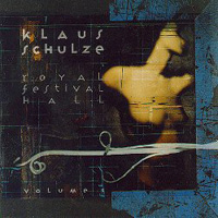 Klaus Schulze Royal Festival Hall Vol. 1 album cover