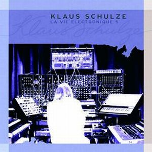 Klaus Schulze La Vie Electronique 5 album cover