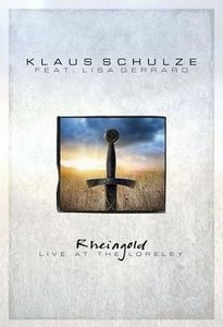 Klaus Schulze - Rheingold - Live At The Loreley CD (album) cover