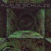 Kontinuum by SCHULZE, KLAUS album cover