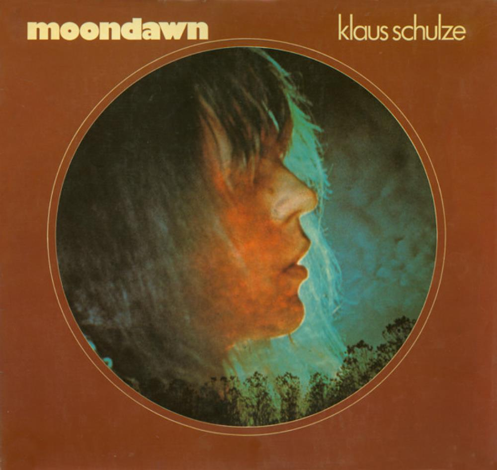 Klaus Schulze Moondawn album cover