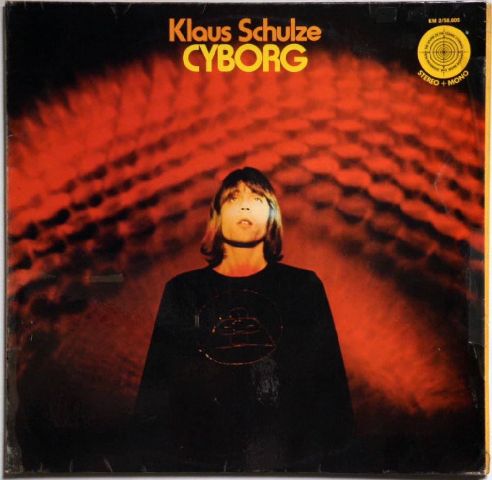 Cyborg by SCHULZE, KLAUS album cover