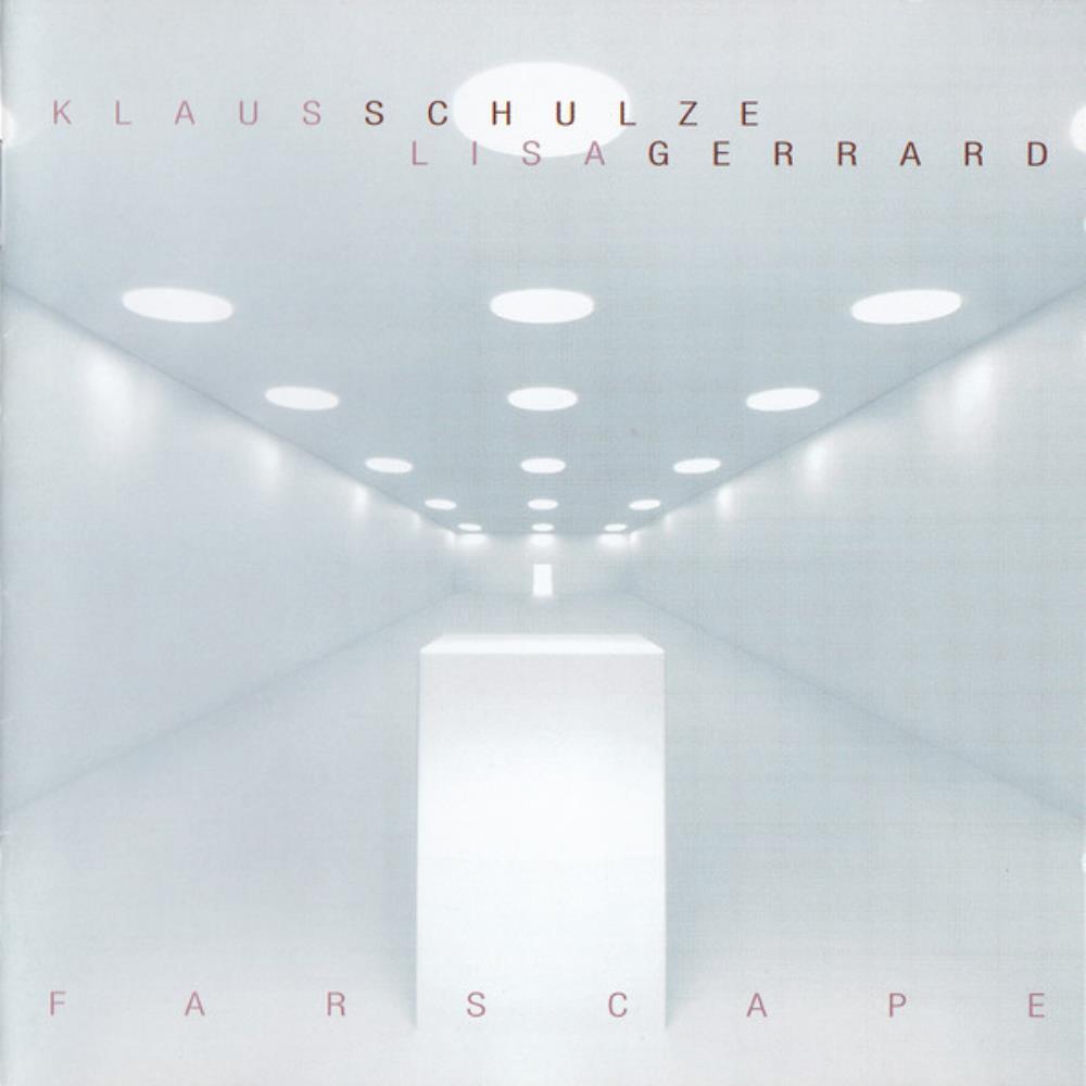 Klaus Schulze & Lisa Gerrard: Farscape by SCHULZE, KLAUS album cover