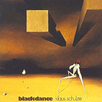 Klaus Schulze Blackdance album cover