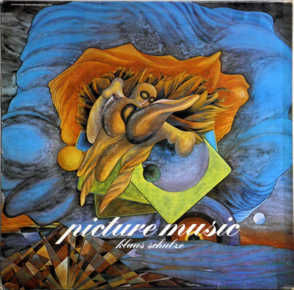 Picture Music by SCHULZE, KLAUS album cover