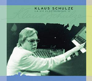 Klaus Schulze La Vie Electronique 12 album cover