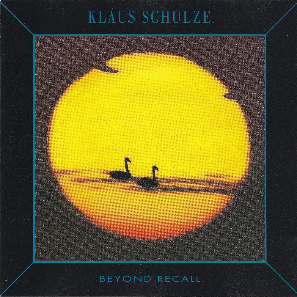 Klaus Schulze - Beyond Recall CD (album) cover
