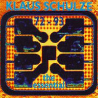 Klaus Schulze - The Essential: 72-93 CD (album) cover